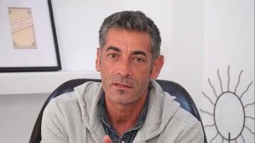 """Julián Escudero: """"Yo estoy dando más que María José"""""""