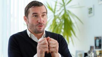 Alin Petrache, presidente de la Federación de Rugby de Rumanía