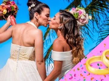 Los 'Sí, quiero' de la cuarta edición de 'Casados a primera vista'