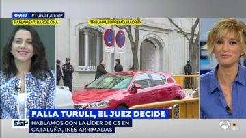 Inés Arrimadas en Espejo Público