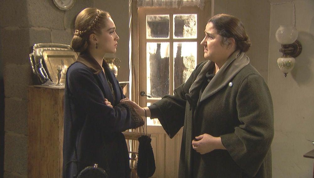 La excesiva protección de Julieta preocupa a Consuelo