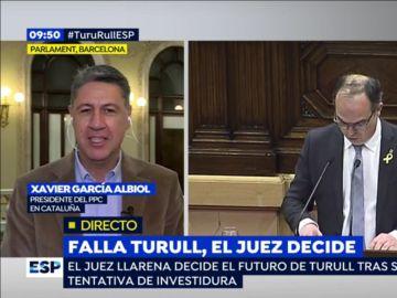 Xavier García Albiol en Espejo Público