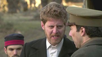 """Nicolás: """"Tendrá que mirarme a los ojos antes de apretar el gatillo"""""""