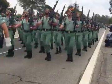 Imagen de la legión