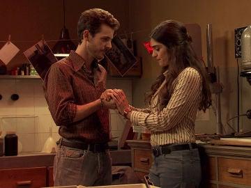 """Javier: """"¿Vicky, no te parece bonito lo que nos ha pasado?"""""""