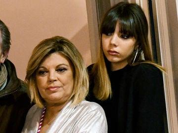 Terelu Campos junto a su hija Alejandra Rubio