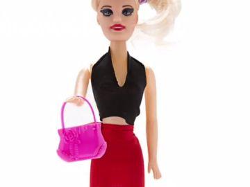 Aminata, la muñeca prostituta símbolo de una campaña