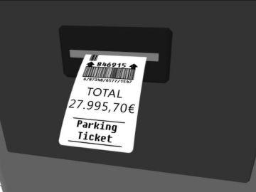 Nueve años sin retirar su coche de un parking
