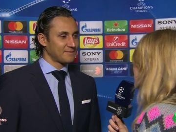 """Keylor Navas: """"¿La chilena de Cristiano? Un gol digno de aplaudir"""""""