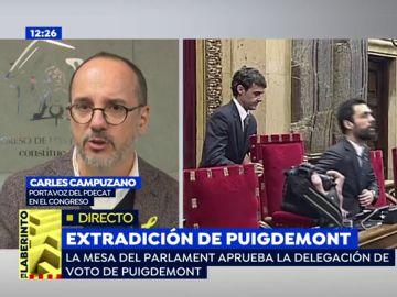 Carles Campuzano en Espejo Público