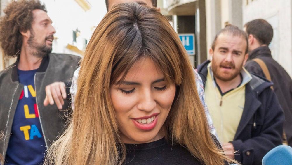 Isa Pantoja tras firmar su divorcio de Alejandro Albalá
