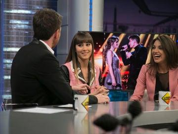 """Aitana y Ana Guerra: """"Alfred y Amaia van a ganar Eurovisión"""""""