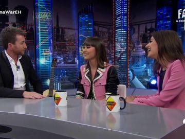 Ana Guerra y Aitana visitan esta noche 'El Hormiguero 3.0'
