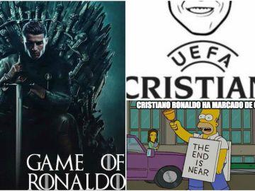 Los 'memes' del Juventus - Real Madrid