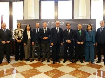 Presentación oficial de la programación del 'Festival de Málaga'