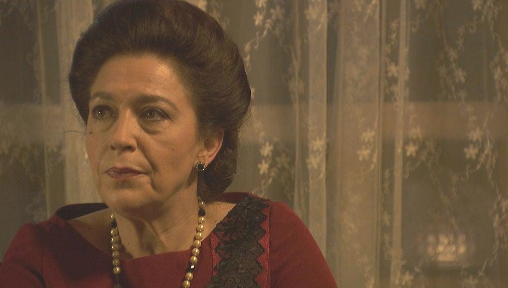 Francisca, la esperanza para plantarle cara al General Pérez de Ayala