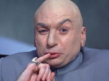 Mike Myers como el Doctor Maligno