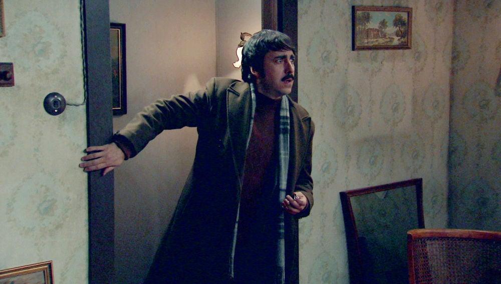 Samuel logrará entrar en la habitación que esconde Ortega