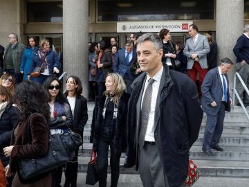Concentración de jueces y fiscales reclama mejoras en el estado de justicia