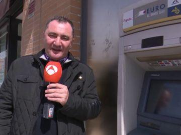 Detenidas 22 personas por copiar el pin y sustraer el dinero a clientes de varios cajeros