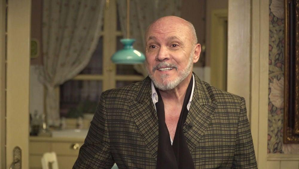 """Juan Fernández: """"Me gustaría ver qué tal es la relación de Rodrigo con su mujer"""""""