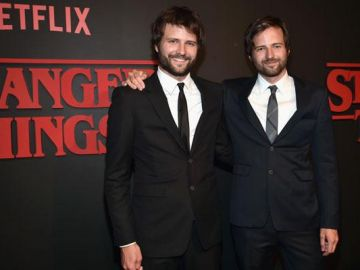 Los hermanos Duffer, creadores de 'Stranger Things'