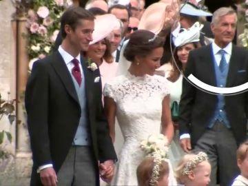 Acusan de otra violación al suegro de Pippa Middleton