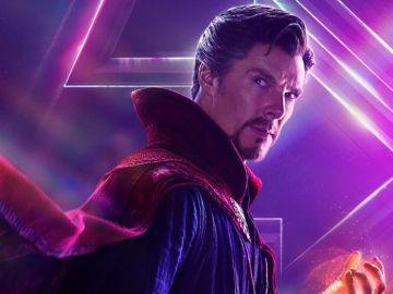 Benedict Cumberbatch como Dr. Strange
