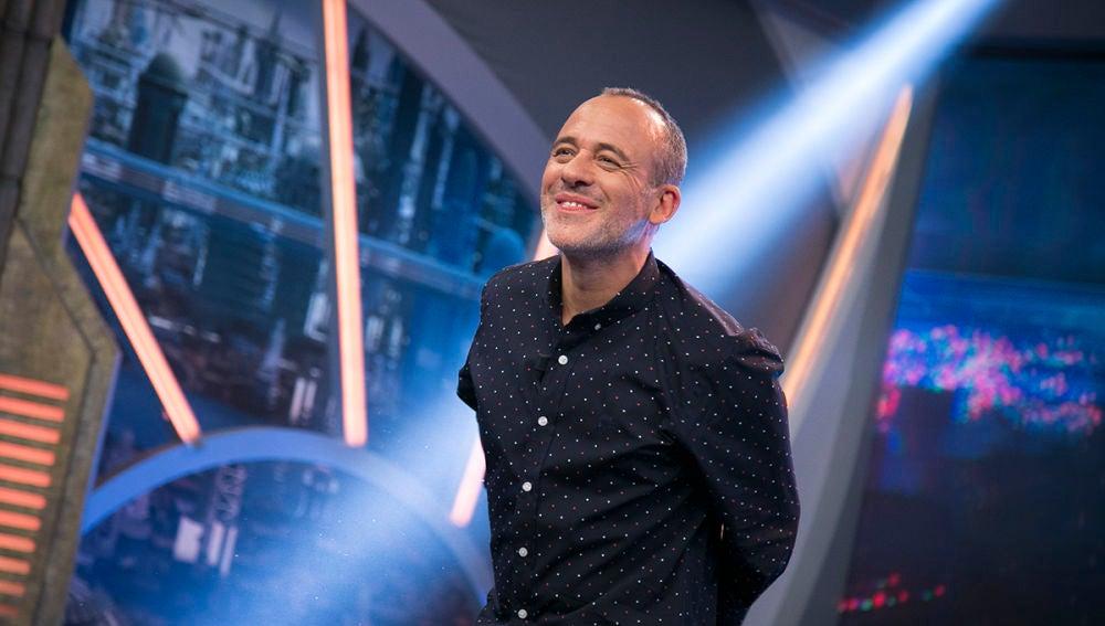 Javier Gutiérrez en 'El Hormiguero 3.0'
