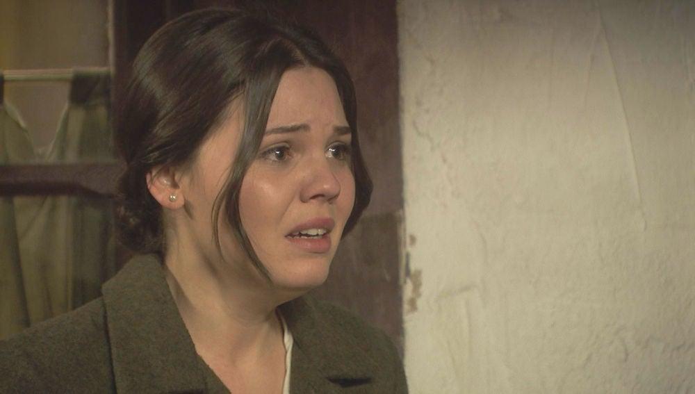 Marcela teme una gran tragedia: ¡Camelia ha desaparecido!