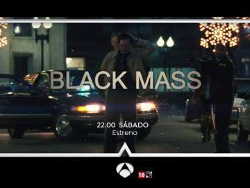 El Peliculón de Antena 3 estrena 'Black Mass'