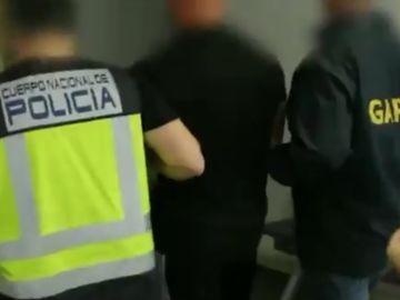 El miembro del IRA detenido