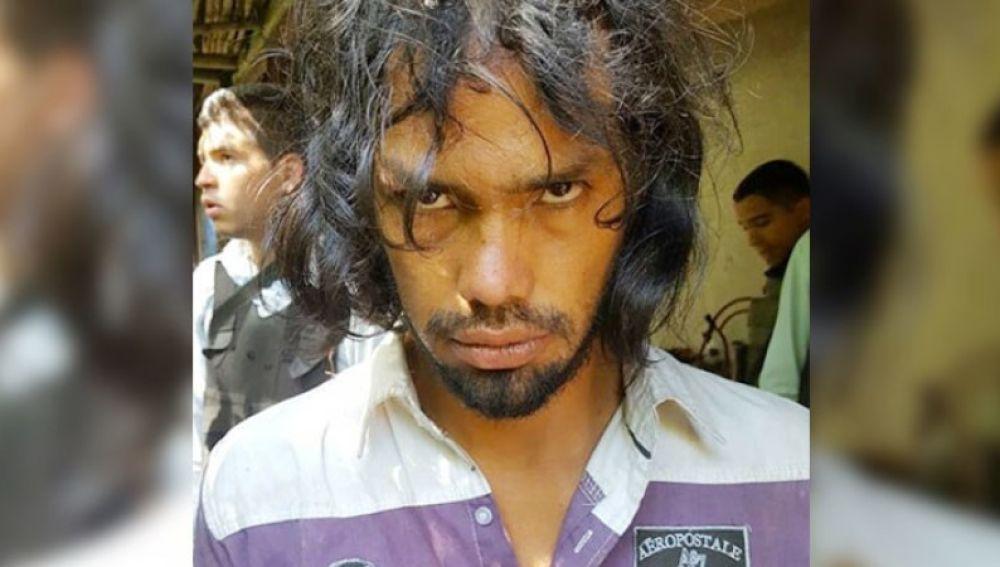 Detenido en Venezuela por asesinar a un hombre y comerse sus restos