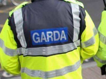Imagen de la Policía irlandesa