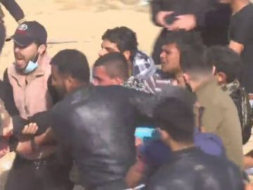 Nuevos enfrentamientos en la frontera de Gaza