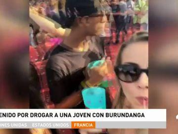 Una joven descubre en un 'vídeoselfie' que vio tras ser robada que habían echado droga en su copa