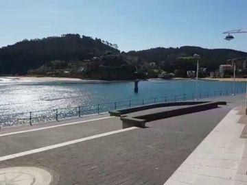 Calor en el País Vasco, las temperaturas llegan a los 25º