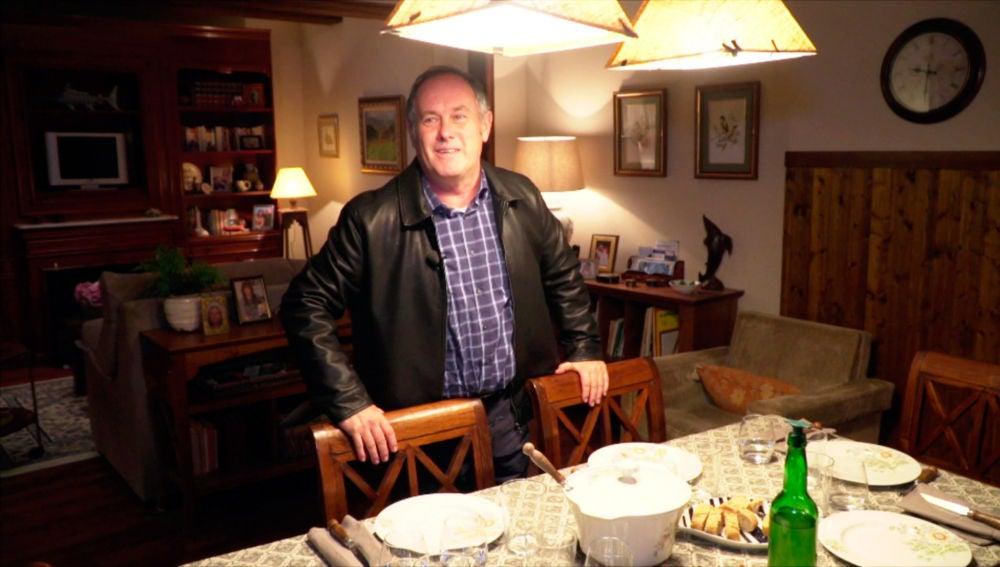 Adéntrate en la casa de Bego y Sabino, el nuevo decorado de la cuarta temporada de 'Allí Abajo'