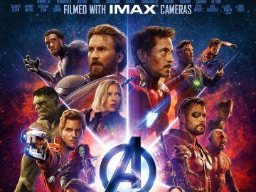 Póster de 'Vengadores: Infinity War'