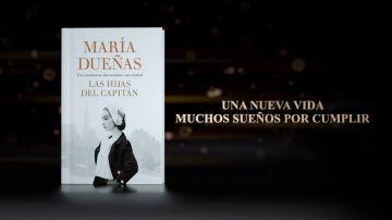 María Dueñas homenajea a las inmigrantes españolas del Nueva York de los años treinta en su nueva novela, 'Las hijas del Capitán'