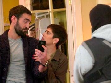 Los protagonistas de 'Allí Abajo' hablan sobre la separación de Carmen e Iñaki