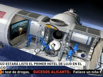 Estación Aurora: el primer hotel de lujo en el espacio
