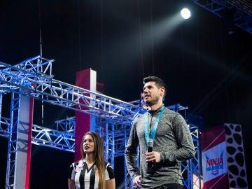 El futbolista Albert Luque, primer invitado de la segunda edición de 'Ninja Warrior' España