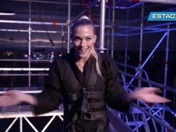 Patricia Montero da el pistoletazo de salida a la segunda edición de 'Ninja Warrior' España