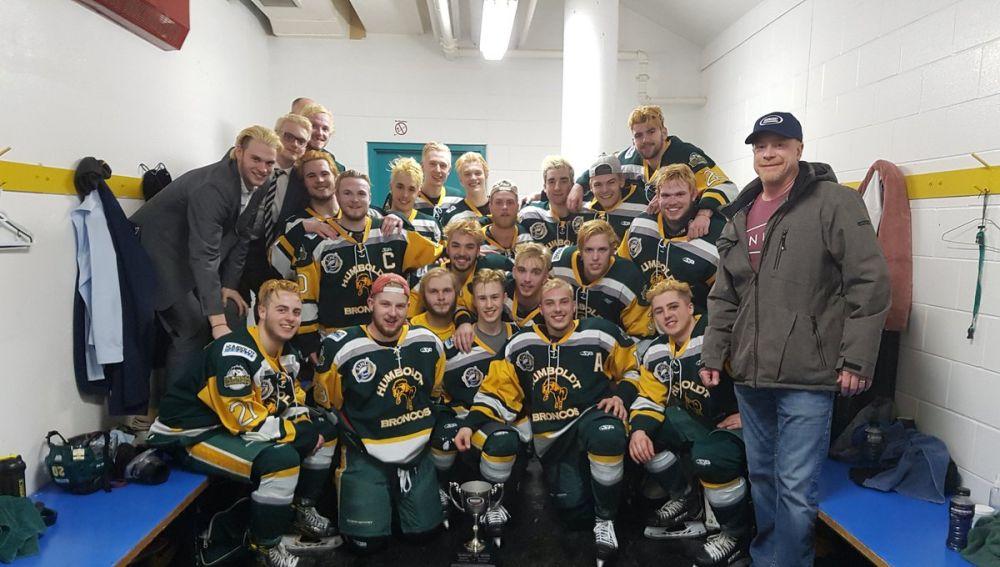 Miembros del equipo de Hockey