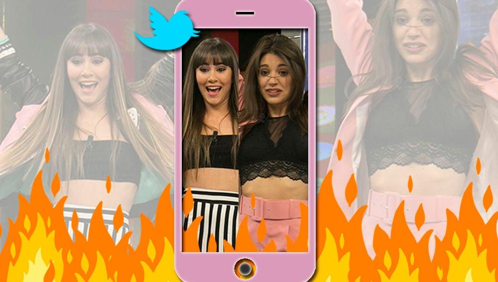 Aitana y Ana Guerra incendian las redes con su esperada visita a 'El Hormiguero 3.0'