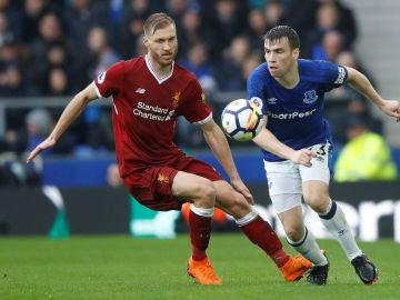 Empate entre Liverpool y Everton