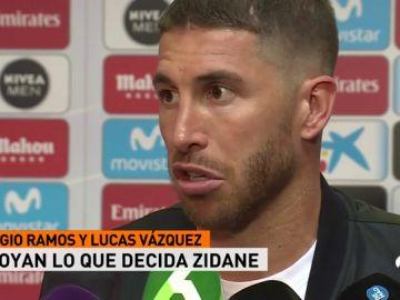 """Sergio Ramos: """"Que no se haga pasillo no quiere decir que no respetemos al Barcelona"""""""