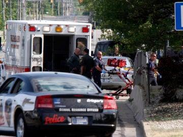 Servicios de emergencias de Indiana