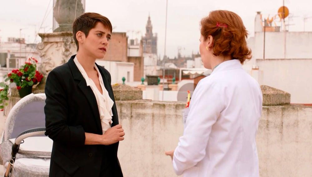 """Carmen frustrada: """"Quiero ser una súper madre"""""""